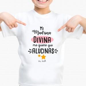 Camiseta personalizada de niño