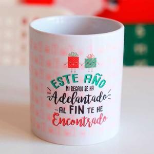 Taza Regalo de Navidad