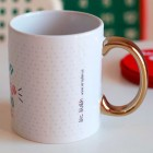 Taza regalo personalizado para navidad