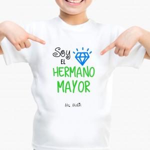 camiseta niño personalizada