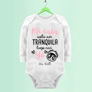 body personalizada bebe